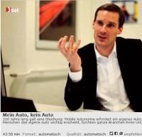 """""""Mein Auto, kein Auto"""" – mobilecular im3sat-Interview"""
