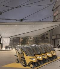 BICAR – neue Dimensionen für die urbane SharedMobility