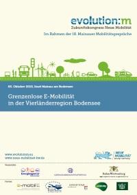 Grenzenlose E-Mobilität – vernetztes Mobilitätsangebot im ländlichenRaum