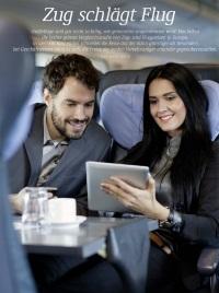 Zug schlägt Flug – neue Strategien für dieGeschäftsreise